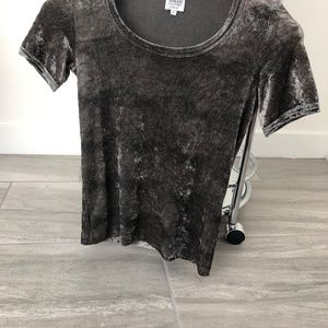 Armani Collezioni Short Sleeve Top - Snake Print 4